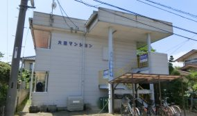 大田マンション/202号室